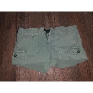 Celebrity Pink Green Shorts- Size Small